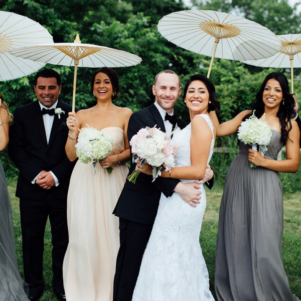 Timeline: Planning the Wedding Day